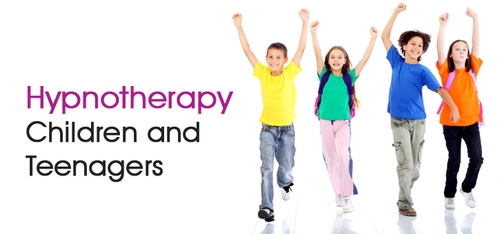 Childern and Teenagers hypnotherapy