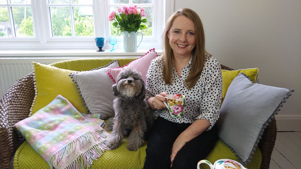 Ailsa Frank Author and Hypnotherapist