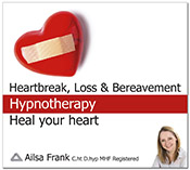 Heartbreak & Loss Hypnosis Download by Ailsa Frank