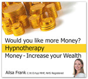 money increase your wealth self hypnosis cd & mp3 downloads