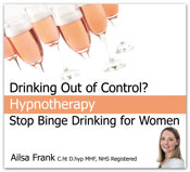 Stop Binge Drinking For Women Hypnosis Download By Alisa Frank