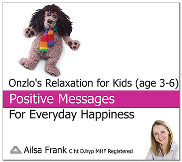 Onzlo's Relaxation for Kids (age 3-6) Positive Messages MP3 Downloads