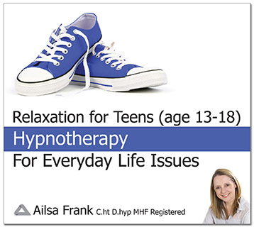 Relaxation for Teens (age 13-18) - Hypnosis MP3 Downloads