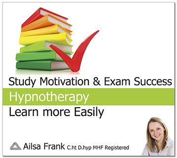 Study Motivation & Exam Success - Hypnosis MP3 Downloads