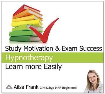 Study Motivation & Exam Success - Hypnosis MP3 Downloads