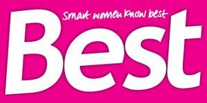 Best Magazine Logo