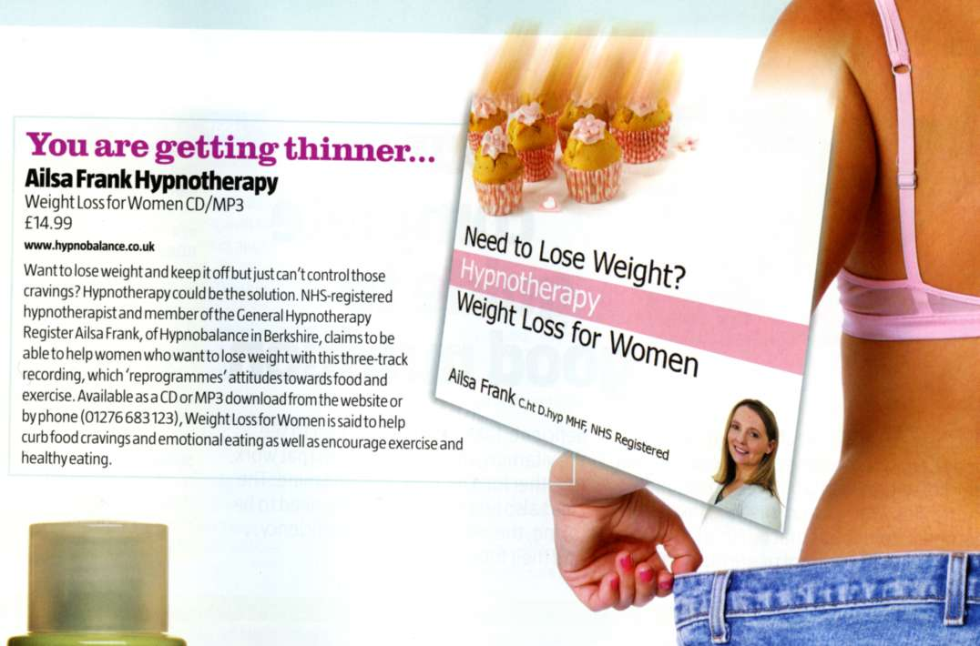 Are you getting thinner - Healthy Shopping   What Doctors Don't Tell you Magazine
